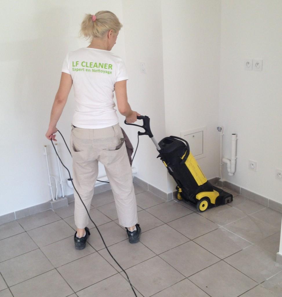 Prestation de nettoyage de sol à lyon