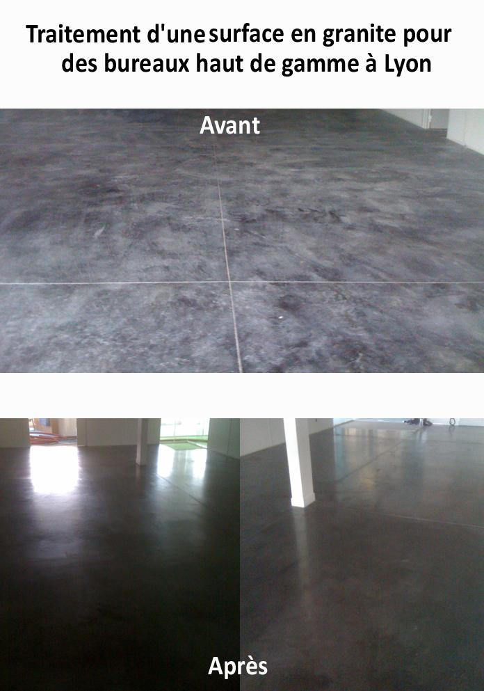 nettoyage granite